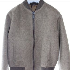 New Calvin Klein Collection Wool Men's Jacket
